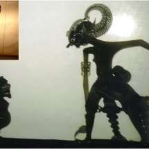 Shadow puppetry workshop