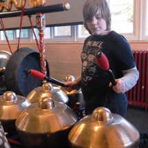 Javanese, Balinese gamelan music, drumming workshops