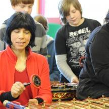 gamelan workshops