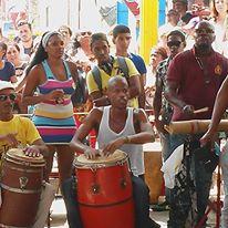 rumba percussion