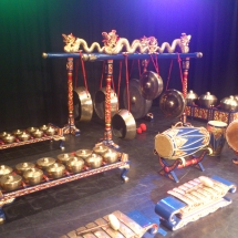 Gamelan music Indonesia, Java, Bali