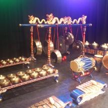 Gamelan music Indonesia, Java, Bali